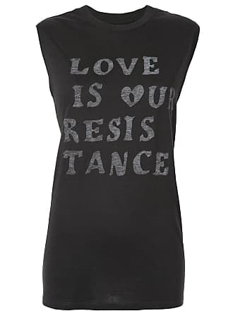 Zoe Karssen Regata Love Is Our Resistance - Preto