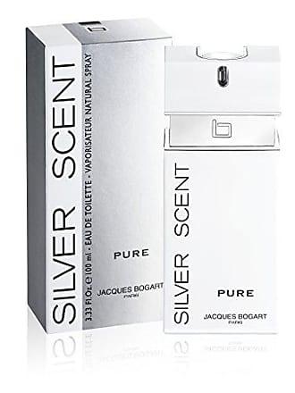Jacques Bogart Silver Scent Cologne, Pure, 3.3 Ounce