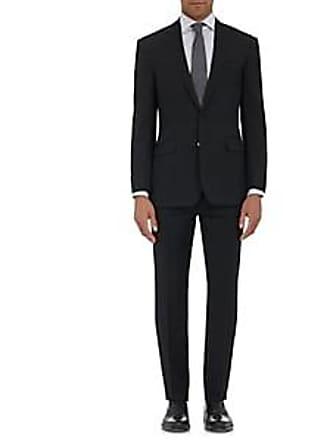 Ralph Lauren Purple Label Mens Anthony Wool Two-Button Suit - Black Size 42 L