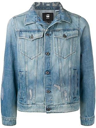 G-Star Raw Research Jaqueta jeans - Azul