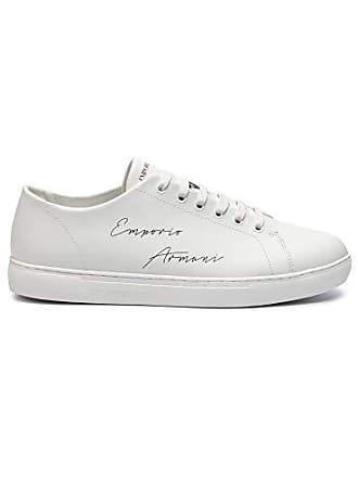 bb54b1b7f1 Emporio Armani X4X261-XF332 Sneaker Herren Weiss - 43 - Sneaker Low