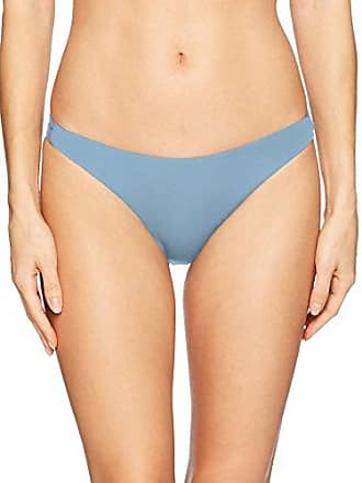 a497642594f Roxy Juniors Softly Love Surfer Swimsuit Bikini Bottom, Blue Shadow, XS