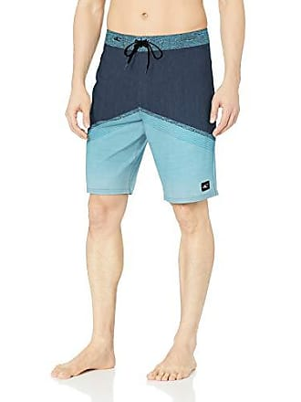 O'Neill Mens 21 Inch Outseam Stretch Swim Boardshort, Navy/Cooper 40