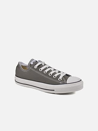 70e06d72aef Converse Chuck Taylor All Star Ox W - Sneakers voor Dames / Grijs
