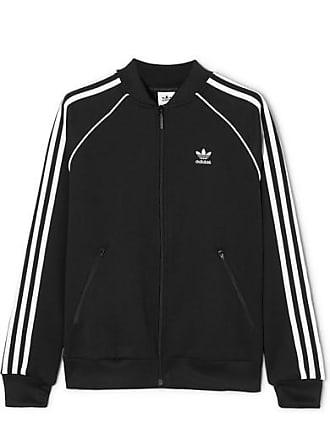 276022a86f adidas Originals Veste De Survêtement En Jersey À Rayures - Noir