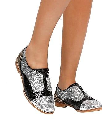 05f7633483 Shoestock Oxford Shoestock Glitter - Preto - 34