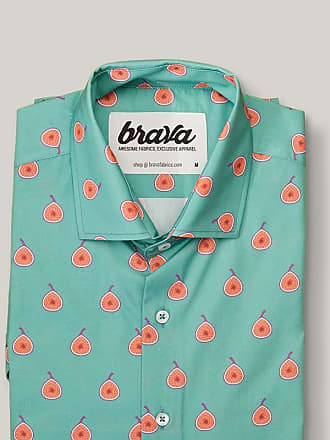 Brava Fabrics Fig Dreams Short Sleeve Shirt