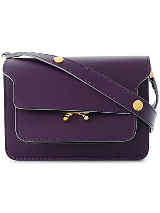 Marni trunk bag - Purple