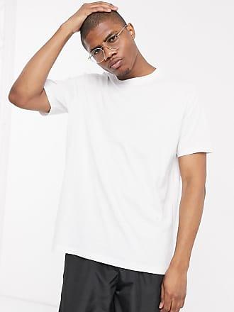 Weekday Frank - T-Shirt in Weiß