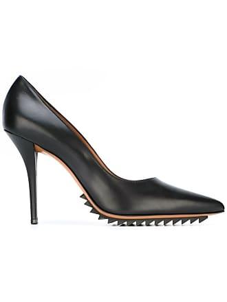 Givenchy Scarpin de couro - Preto
