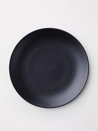 H&M Porcelain Plate - Black