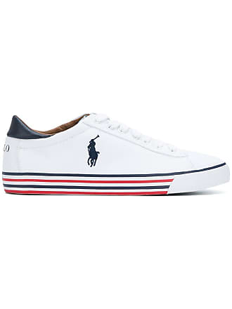 Polo Ralph Lauren Harvey sneakers - White