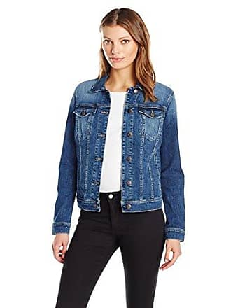 Joe's Womens Anita Jacket, Medium Blue 400, XS