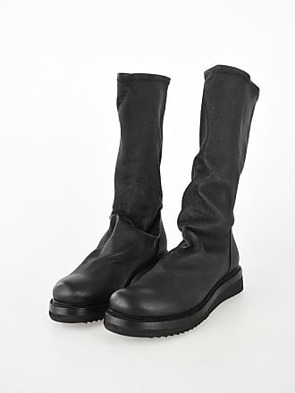 c68d7a1416ef Rick Owens Leather CREEPER SOCK Boots size 40