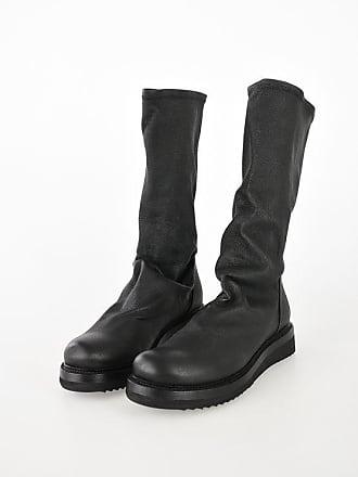 0447fce92f12 Rick Owens Leather CREEPER SOCK Boots size 40