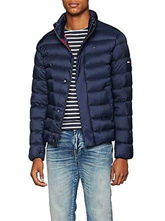 9c96662dd1d5 Tommy Hilfiger Tommy Jeans Herren Light Down Langarm Jacke Blau (Black Iris  002) X