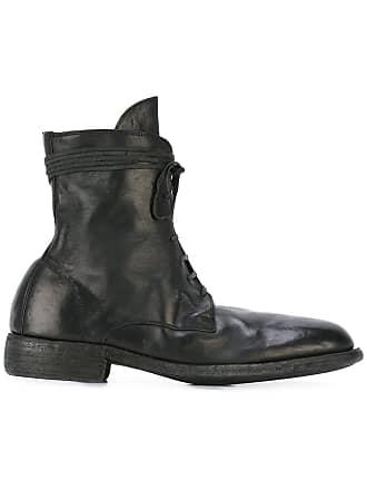 Guidi bottines bottines Noir Noir bottines Noir lacées lacées Guidi Guidi Guidi bottines lacées lacées XAIZq