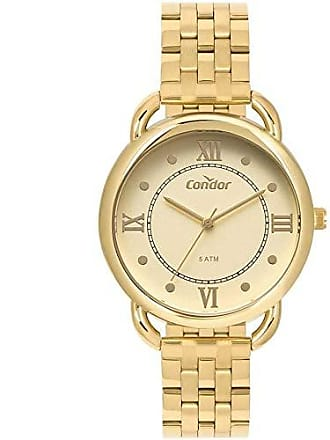 Condor Relógio Condor Feminino Ref: Co2035mpq/4d Dourado