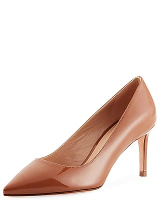 8ae0f44510e Delivery  free. Stuart Weitzman Leigh 70mm Patent Leather Pumps