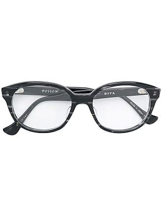Dita Eyewear Armação de óculos Poison - Preto