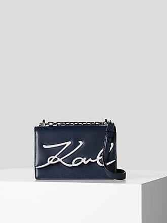 Karl Lagerfeld K/Signature Kleine Schultertasche