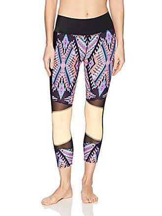 Body Glove Womens Cobra Surf Capri Swimsuit, Lima Multi, X-Large