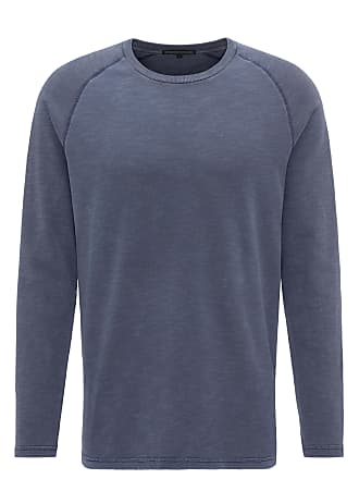 07f0affebe1457 Bekleidung Drykorn Herren T-Shirt Ravy blau T-Shirts