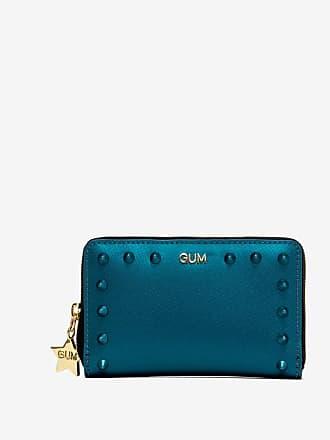 gum small size satin stud wallet