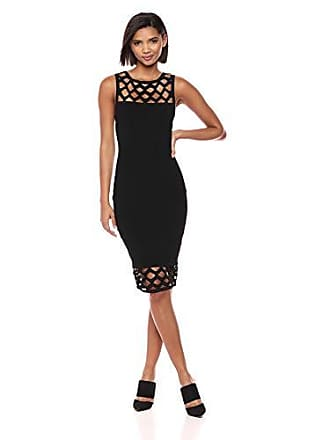 Bailey 44 Womens Shake Your Groove Thing Date Night Dress, Black XS