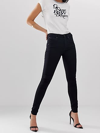 G-Star 5622 - Skinny jeans med hög midja - Rinsed 45647dfcc055c