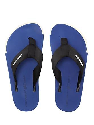 8ff22f5d3 Kenner Chinelo Kenner Kick S. Colors Preto Azul-Marinho