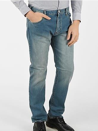 Armani JEANS 19cm Stretch Denim Slim Fit Jeans L 32 Größe 33