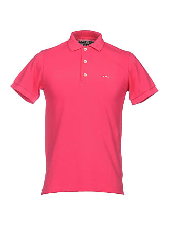 73b981f988b Polos Hommes en Pink de 37 Marques