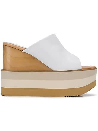 24ca9354d50 Paloma Barceló Aikura platform sandal - White