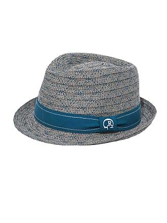 Robert Graham Mens Marda Fedora Hat In Size: XL by Robert Graham