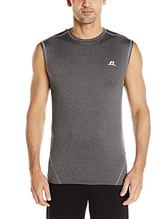 b4a841db5484c Russell Athletic Mens Fitted Muscle Performance T-Shirt