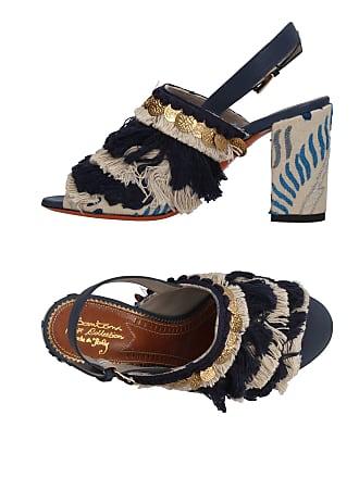 Sandali Con Fascia Alla Caviglia − 131 Prodotti di 75 Marche  b30687ca0c1