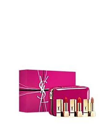 Yves Saint Laurent Beauty Womens Rouge Pur Couture Vanity Lipstick Trio - Red