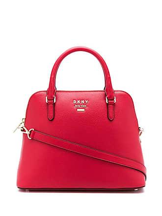 DKNY Bolsa tote Whitney - Vermelho
