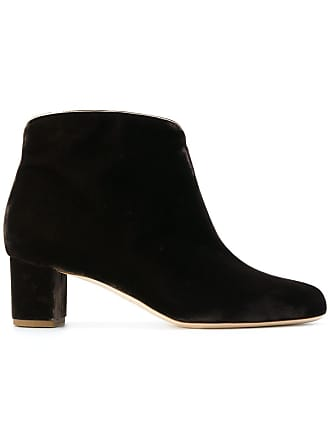 Malone Souliers Ankle boot de couro - Marrom