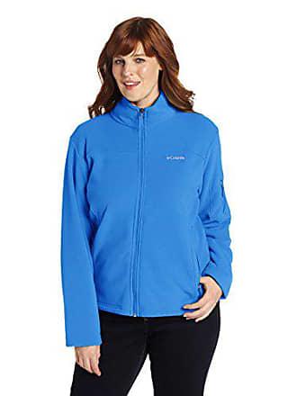 fe3b045a184 Columbia Womens Plus Size Fast Trek II Full Zip Fleece Jacket