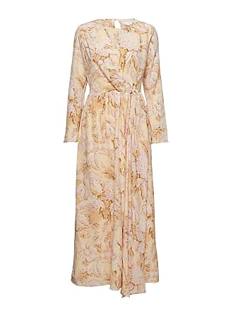 8f181b2d4823 Stine Goya Brittany, 517 Hortensia Silk Maxiklänning Festklänning Gul STINE  GOYA