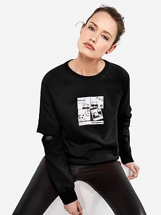 Karl Lagerfeld K/Tokyo Cut-Out Sweatshirt