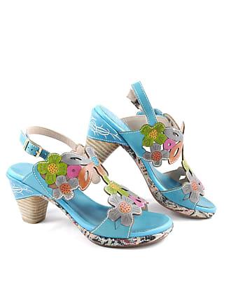 316c44777a4 Laura Vita Belfort 919 High Heel Sandal EU 36   UK 3 Turquoise