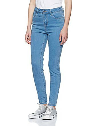 2ac3d6300c2e83 Vero Moda Vmnine Hw Denim Jeans Dt104 Ns, Donna, Blu (Light Blue Denim