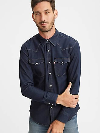 Levi's Barstow Western Slim Shirt - Red