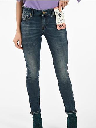 Diesel Super Skinny Fit SLANDY-ZIP Jeans L 30 size 29