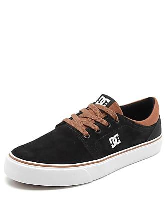 DC Tênis DC Shoes Trase Sd Preto
