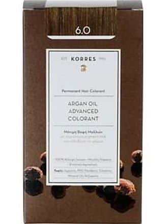 Korres Haarpflege Argan Oil Permanent Hair Colorant 7.3 Honigblond Gold 145 ml