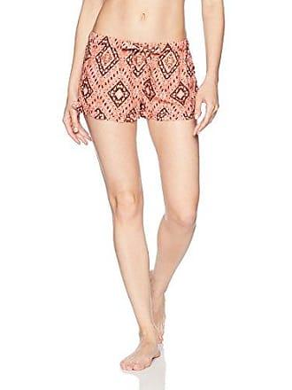PJ Salvage Womens Printed Lounge Pajama Short, Strawberry Small